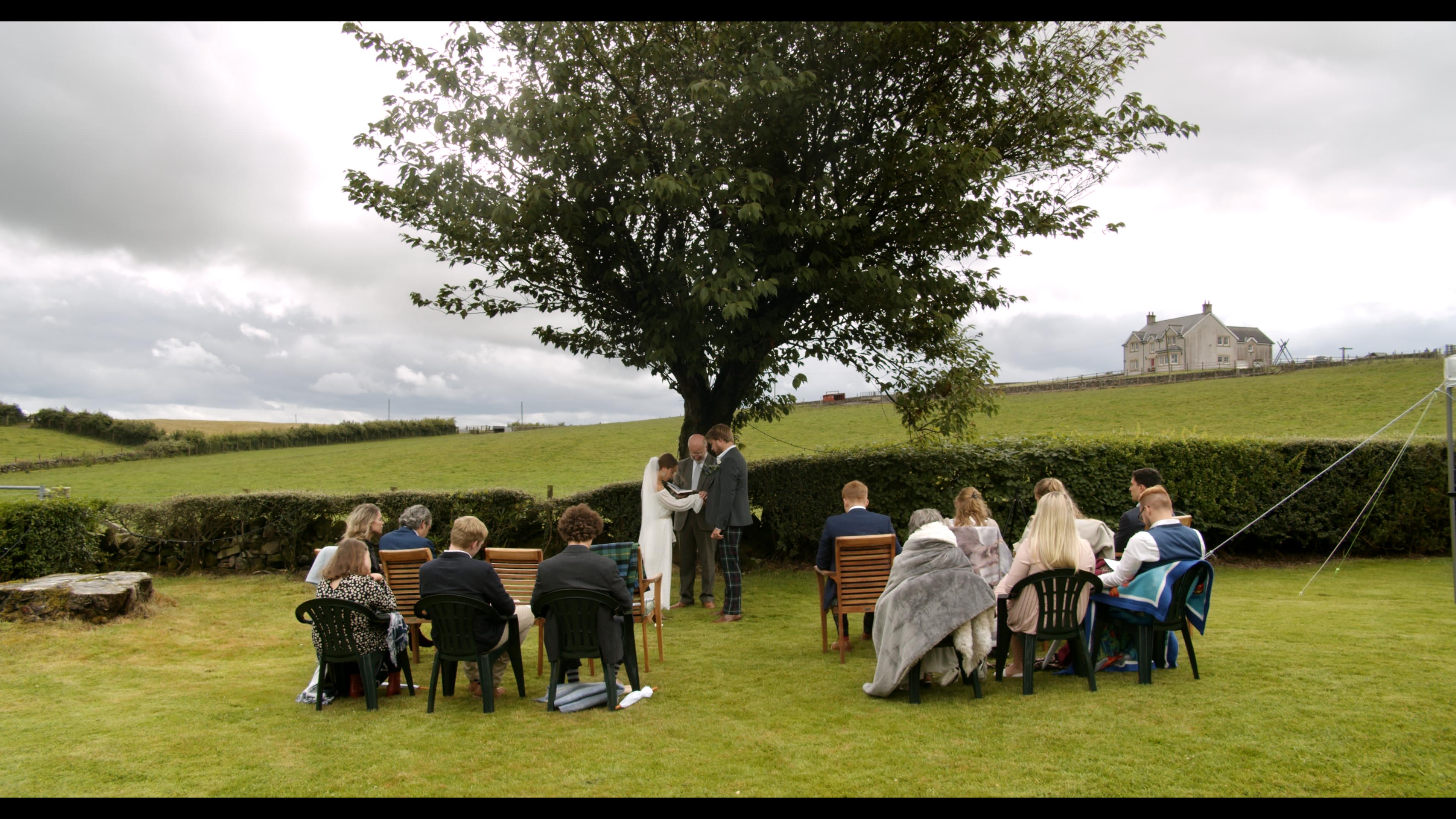 Scottish pandemic-era wedding Photo Credit_ Tony Heron
